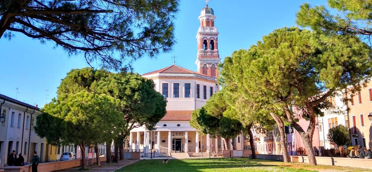 Chiesa della Beata Vergine del Soccorso, adiacente alla nostra casa