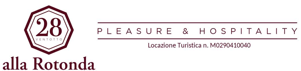"""Residenza """"28 alla Rotonda"""" Logo"""